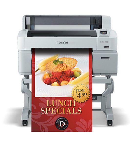 Impressoras CAD