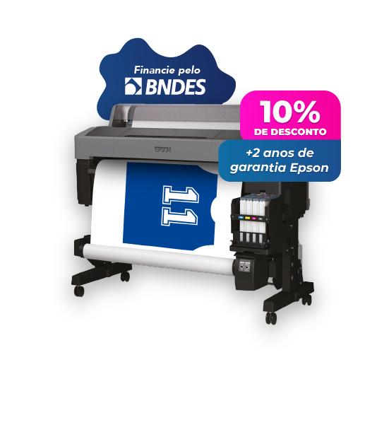 Impressoras de Sublimação