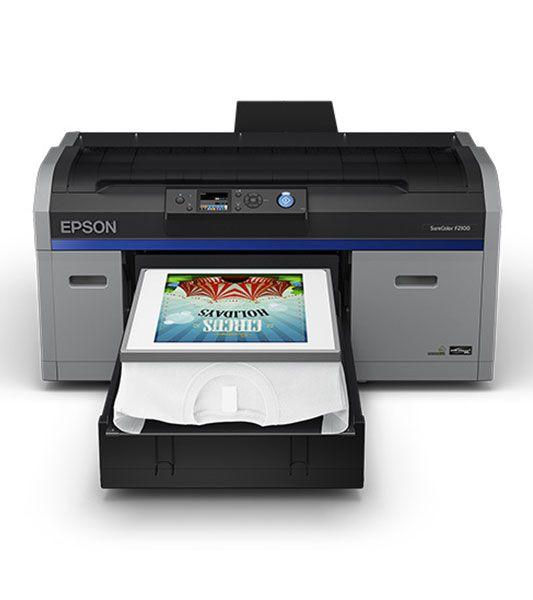 Impressoras DTG