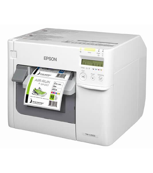 Impressora de Rótulos Epson® ColorWorks C3500