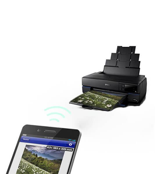 Impressora Epson® SureColor P800