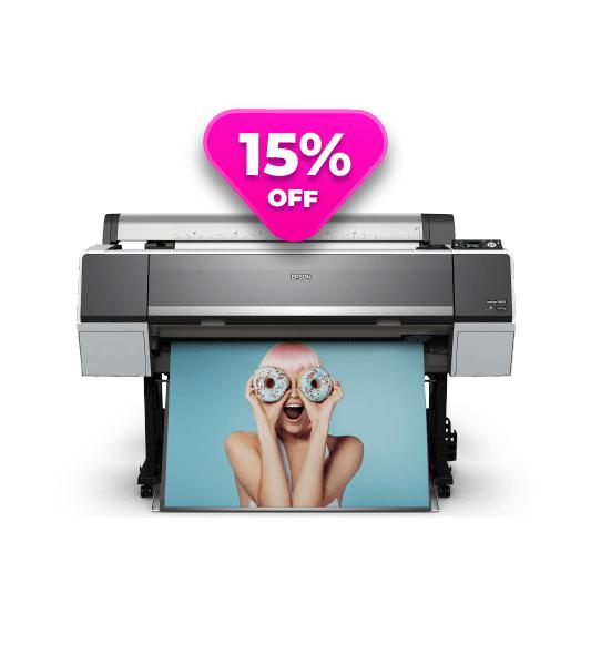Impressora Fotográfica Epson® SureColor P8000