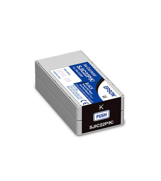 Cartucho de Tinta Preto Epson SJIC22P – C33S020577