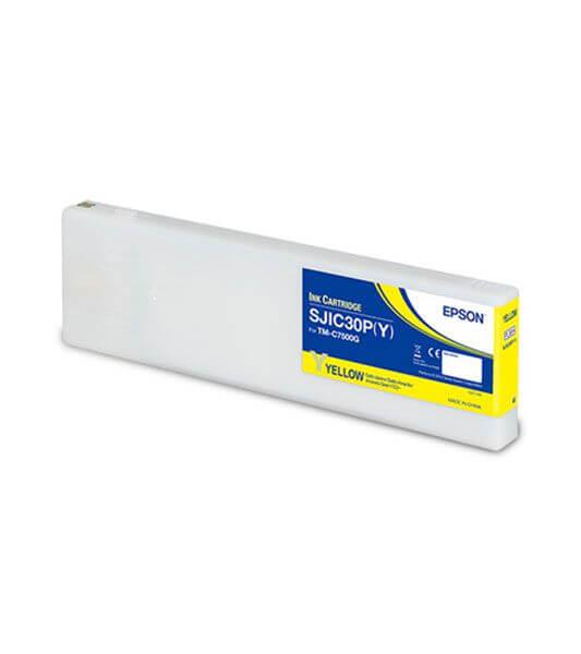 Cartucho de Tinta Amarelo Gloss Epson SJIC30P – C33S020638