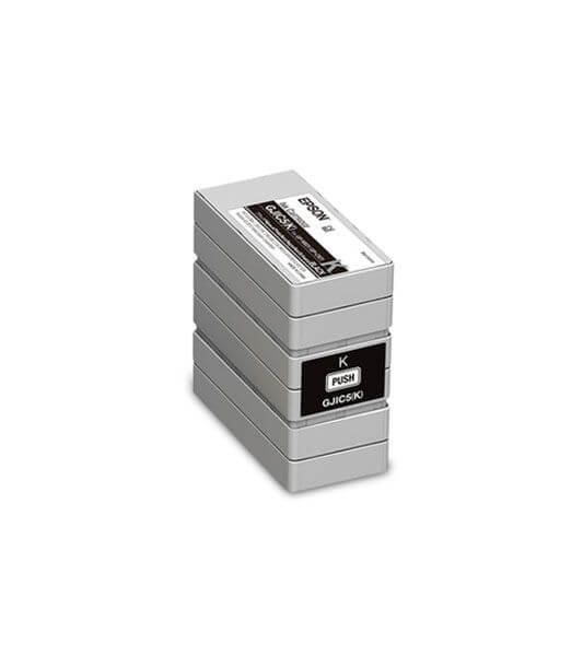 Cartucho de Tinta Preto Epson GJIC5 – C13S020563