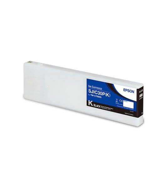 Cartucho de Tinta Preto Gloss Epson SJIC30P – C33S020635