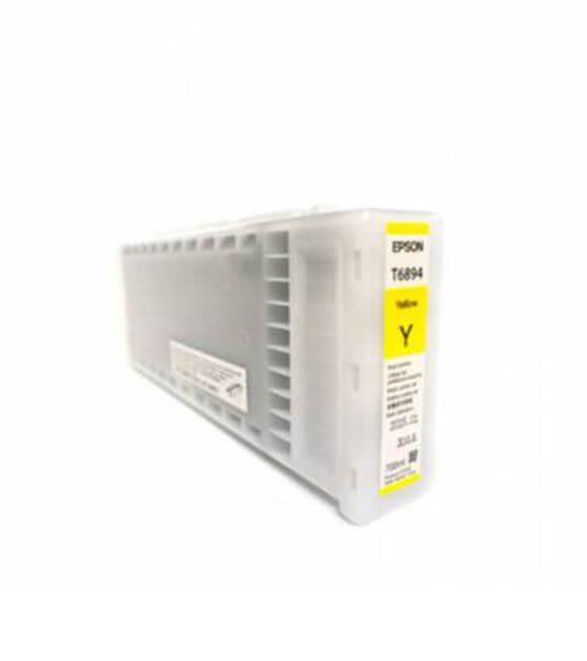 Cartucho Ultrachrome GS2 para SureColor S30670/S50670 Amarelo T689400 – 700ml