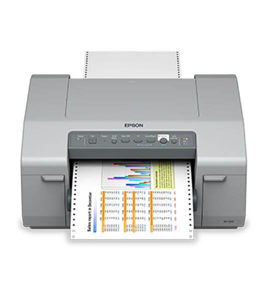 Impressora de Rótulos Epson® ColorWorks C831