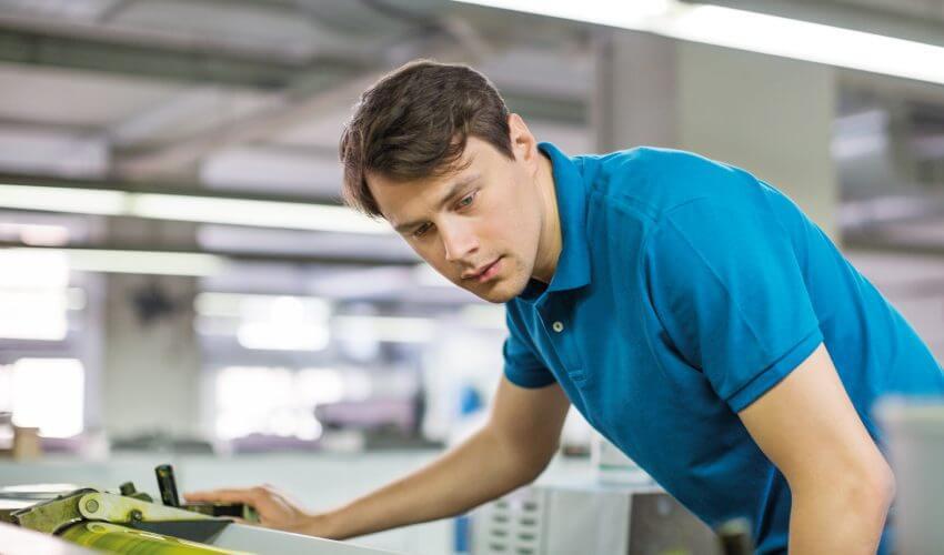 Como diminuir os riscos de quem trabalha com estampas
