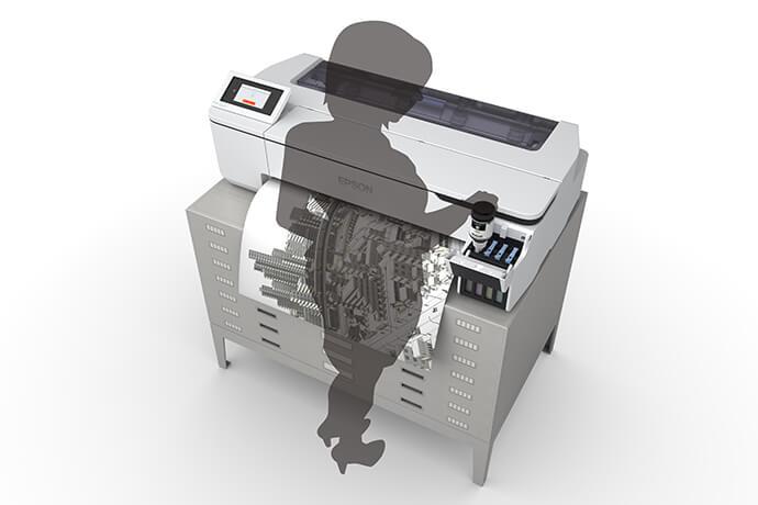 Impressora Epson® SureColor F570