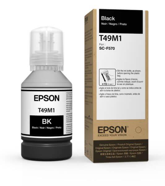 Garrafa de Tinta Preta Epson® T49M120 – 140ml