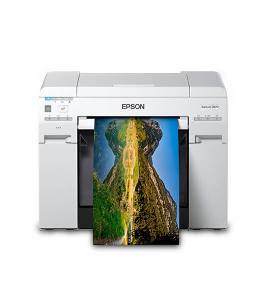 Impressora Fotográfica Epson® SureLab D870