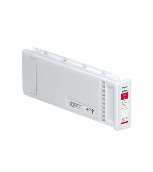 Cartucho Ultrachrome GS3 para SureColor S40600/S60600/S80600 Vermelho T890900 – 700ml