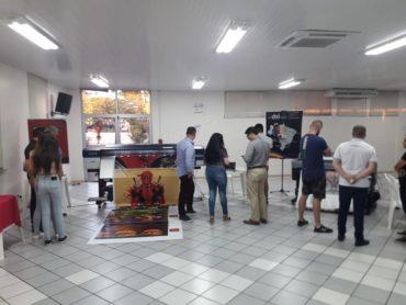 DSI + EPSON na Estrada - Chapecó