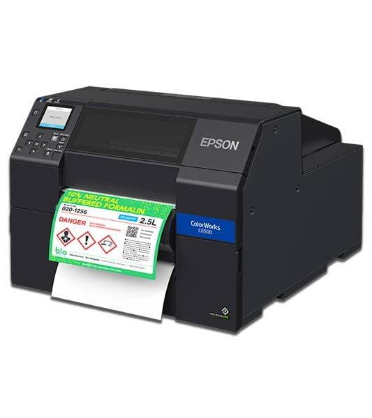 Impressora de Rótulos Epson® ColorWorks C6500P